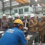 Resmikan Pabrik Katup di Serang, Arcandra: Bisa Kurangi Impor
