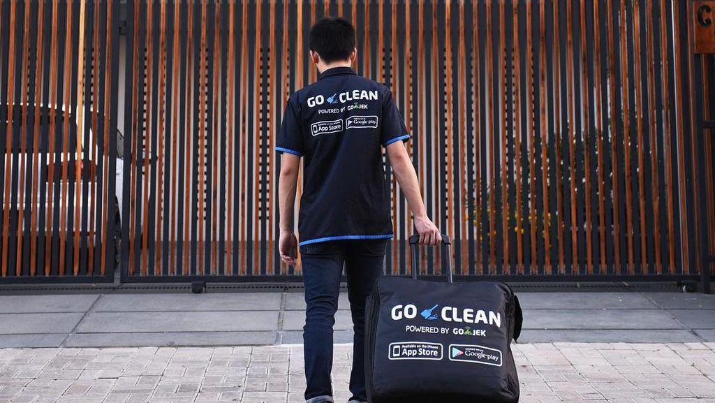 Seperti Ini Pengalaman Bersihkan Rumah Pakai Go-Clean dari Go-Jek