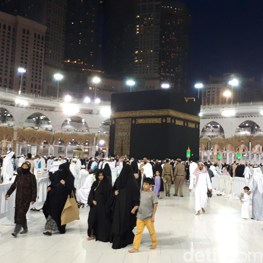 Kebakaran di Hotel Mekah, 600 Jemaah Haji Dievakuasi