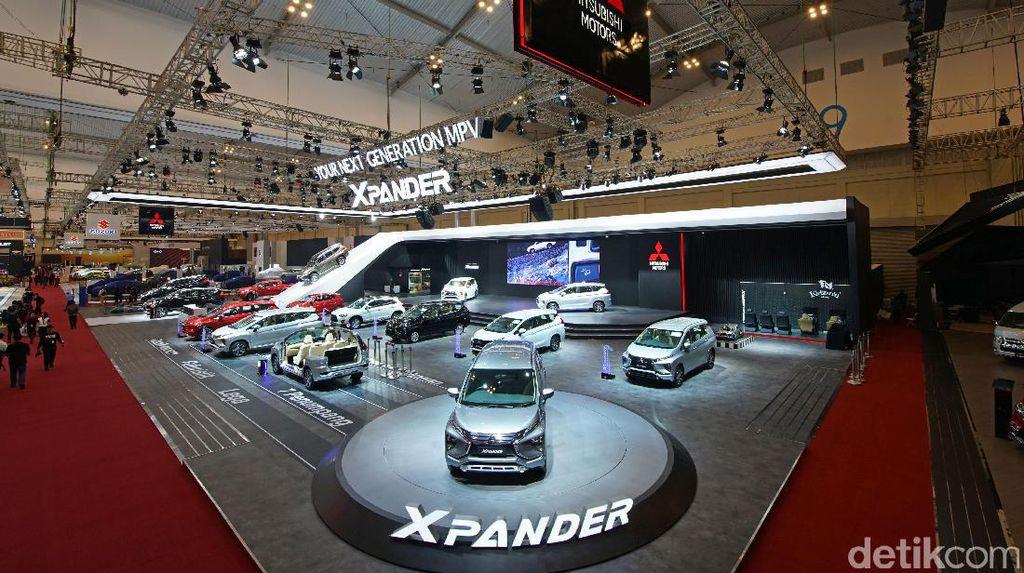 Penjualan Xpander Meledak, Sudah Melebihi 3.000 Unit