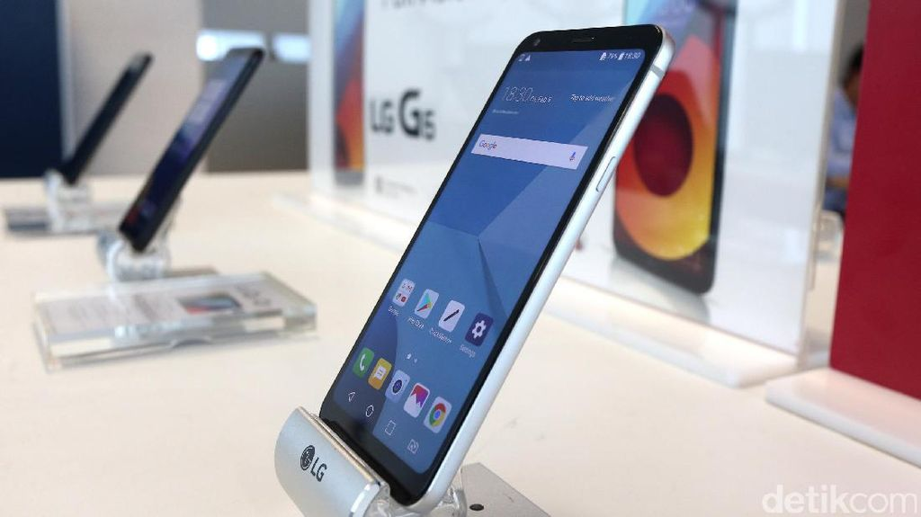 LG Q6, Ponsel Jagoan Baru di Kelas Menengah