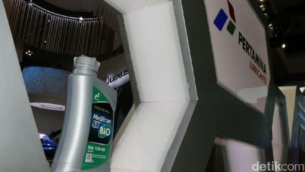 Pelumas Diesel Ini Diklaim Punya Sifat Detergensi Baik dan Lebih Awet
