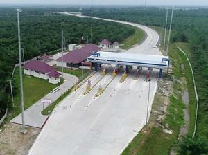 Penampakan Terkini Tol Medan-Binjai yang Bakal Dijajal September 2017