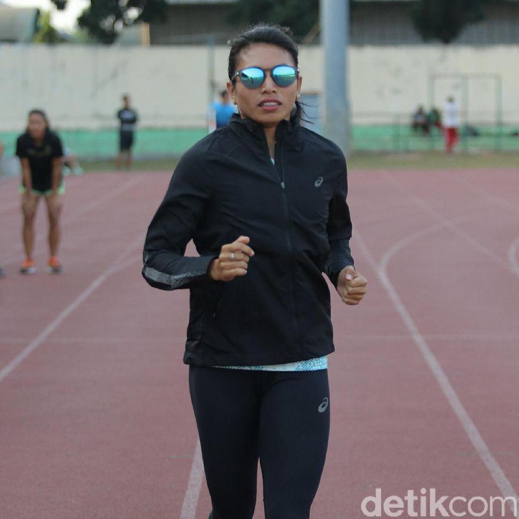 Perak di Lompat Jangkit, Maria Fokus Kejar Emas Lompat Jauh