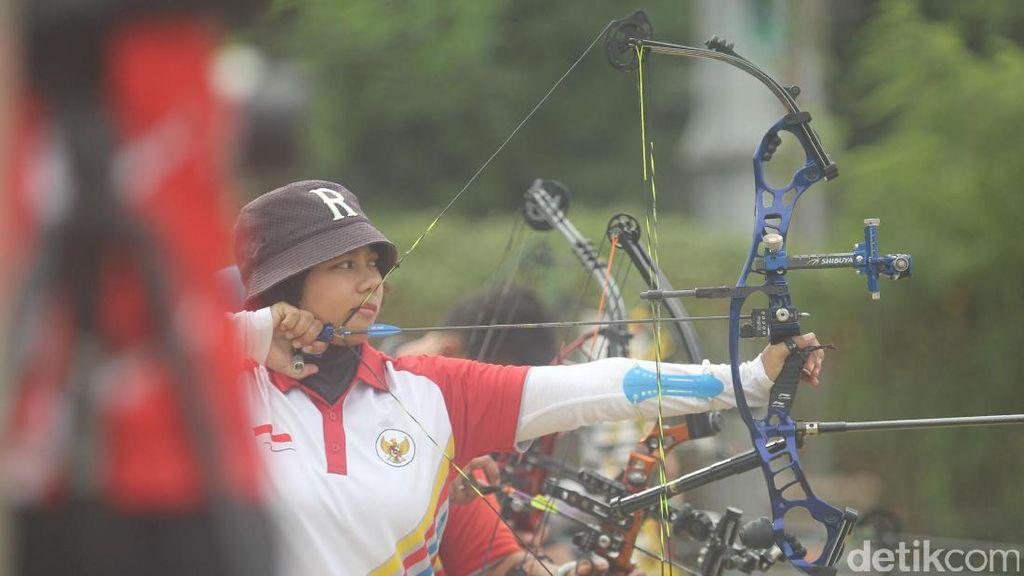 Panahan Sumbang Dua Emas Pertama Indonesia