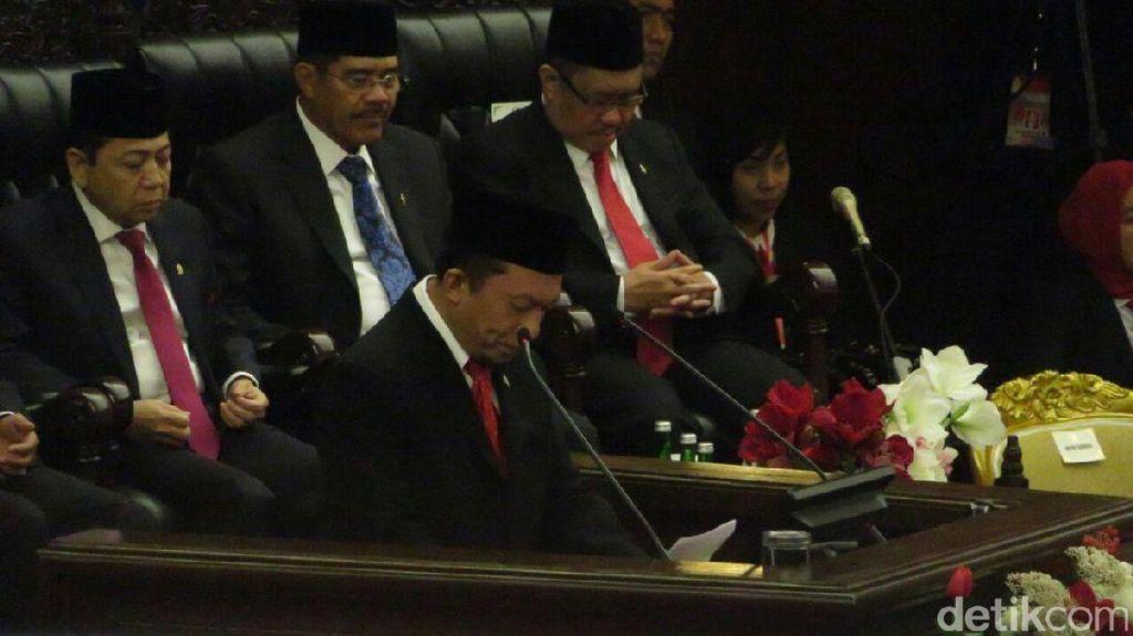 Ini Teks Doa Tifatul, Jokowi Gemuk dan JK Tua Hasil Improvisasi