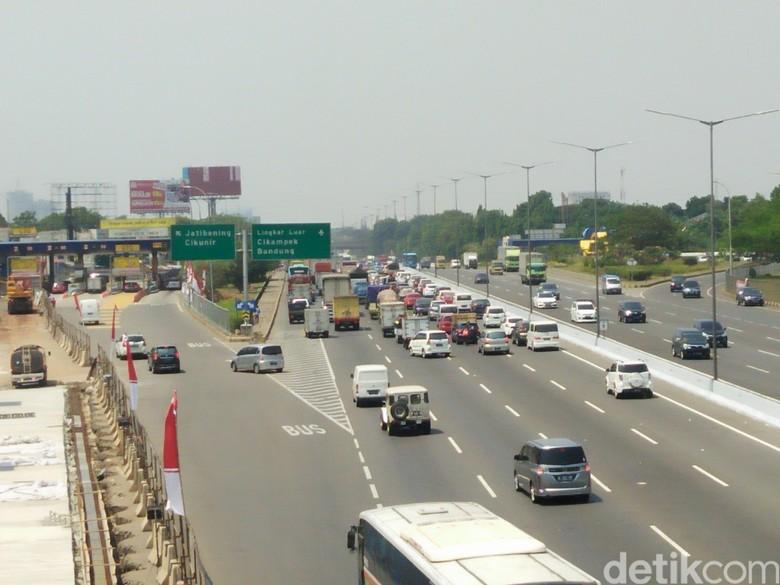 BPTJ Uji Jalur Bus di Tol Bekasi-Jakarta, Ini Hasilnya
