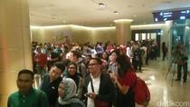 Rame! Pembaca detikcom Antusias Hadiri Kick Off Indonesia Happy