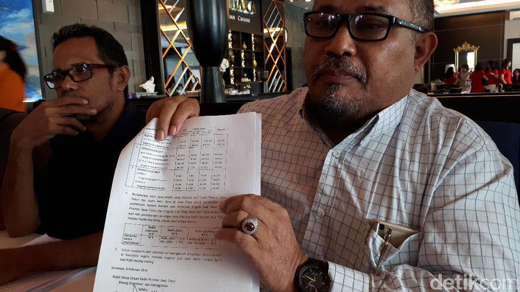 Ditarik Iuran, Pengusaha Jasa Kontruksi akan Gugat Kadin Jatim