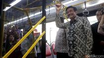Djarot akan Temui Menko Luhut Bahas Pembebasan Lahan MRT