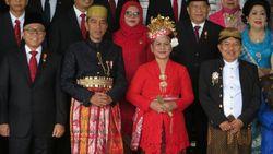 Pidato Lengkap Jokowi di Sidang Tahunan MPR
