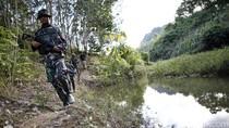Foto: Melihat Jalur Tikus, Jalan Masuk Barang Selundupan Malaysia ke Indonesia