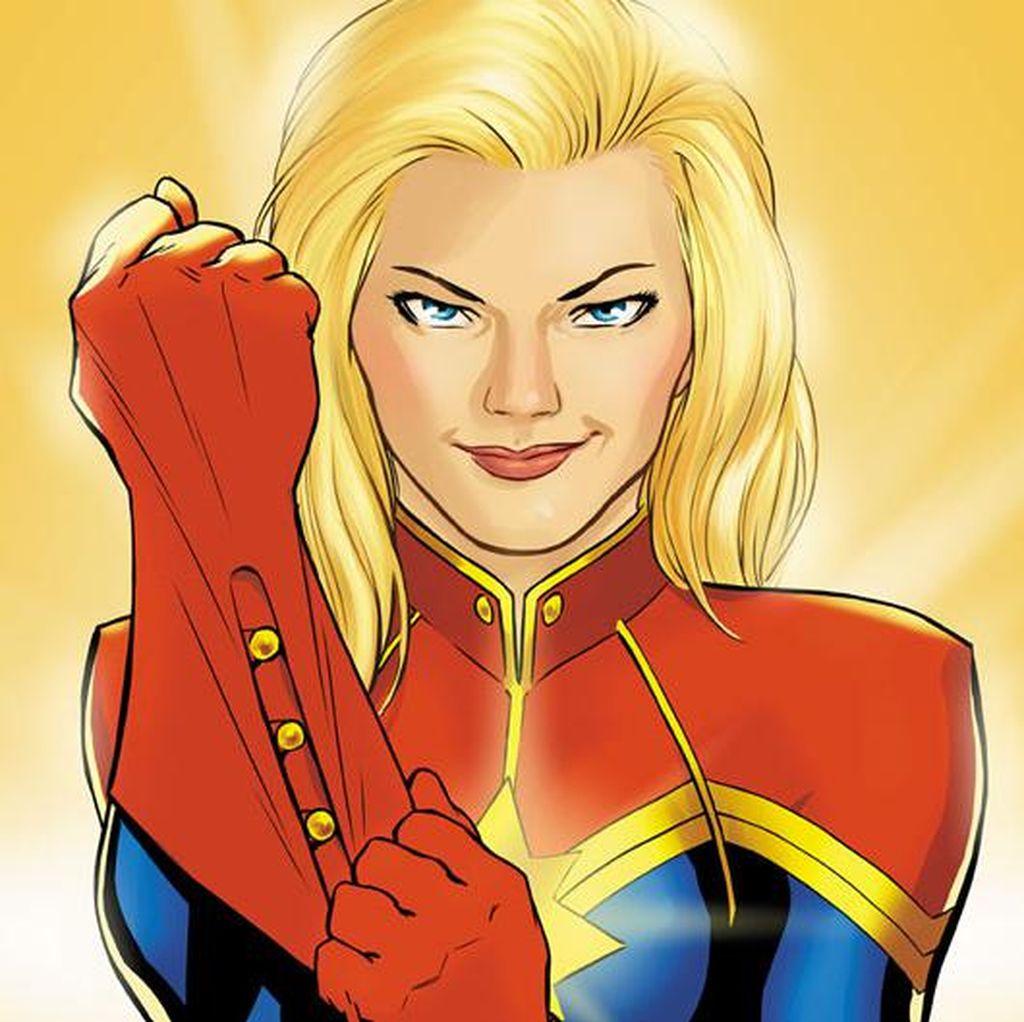Bongkar Pasang Penulis Skenario untuk Film Captain Marvel