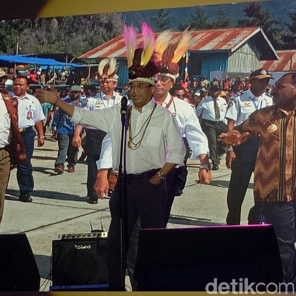 Indonesia Happy, Menhub Budi: Bahagia itu Menyenangkan