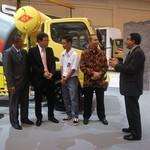 Mitsubishi Fuso Harap SIswa SMK Bisa Belajar Mesin Diesel