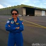Pilot Wanita Penjajal N219: Pesawat Ini Sangat Mengagumkan