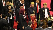Ini Pidato Kenegaraan Lengkap Jokowi di Sidang Tahunan DPD-DPR