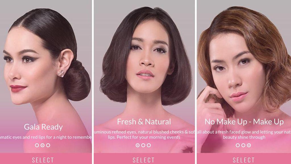 Tips Tampil Cantik dengan Makeup Fresh and Natural ala Go-Glam