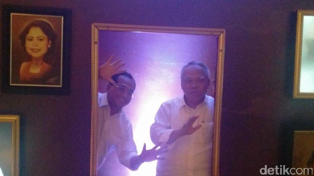 Ada Menhub dan Menteri PUPR, Kick Off Indonesia Happy Makin Seru!