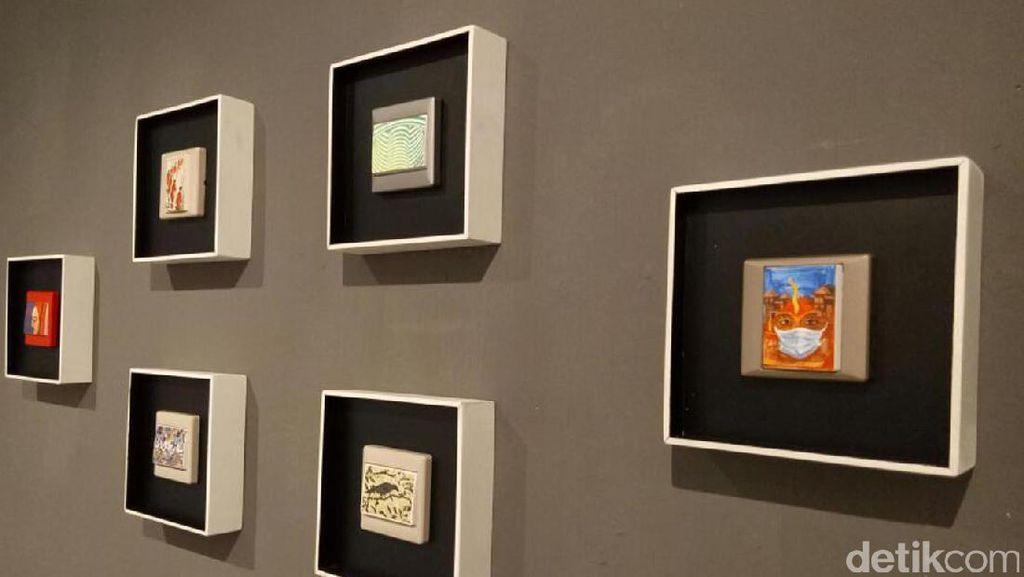 208 Seniman dari 31 Negara Ikuti Pameran Saklar Lampu