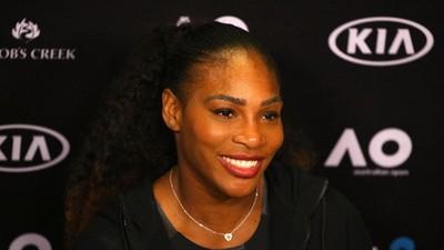 Bukan Cokelat, Ini yang Bikin Serena Williams Ngidam