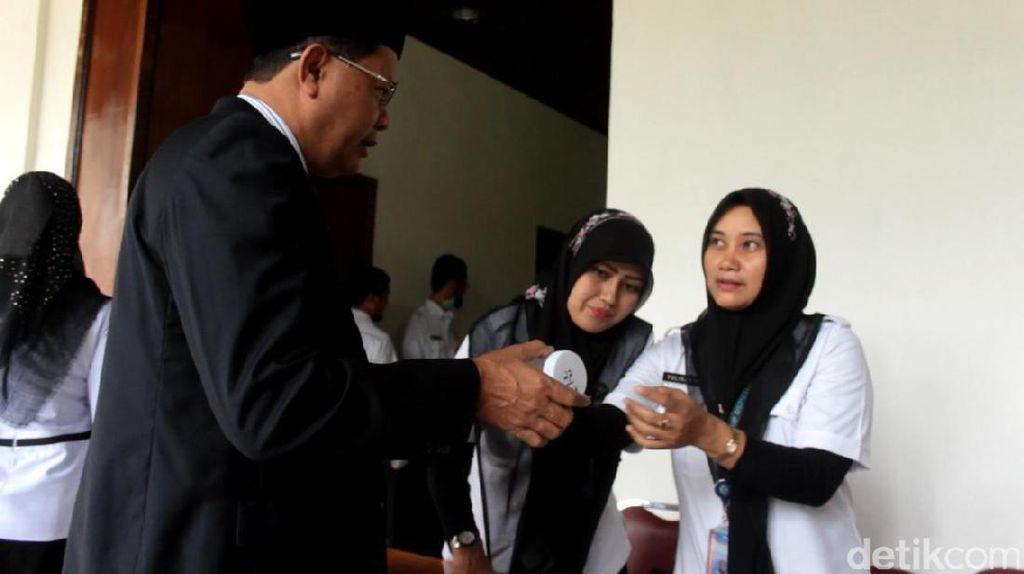 Anggota DPR Aceh Dites Urine Setelah Ada yang Tertangkap Pesta Sabu