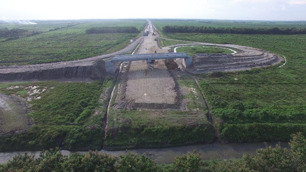 Kondisi Terbaru Tol Medan-Binjai, September Siap Dibuka