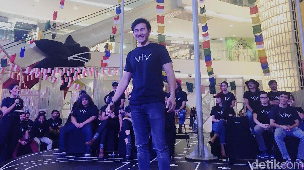 Cerita Vino G Bastian Siapkan Diri Perankan Wiro Sableng