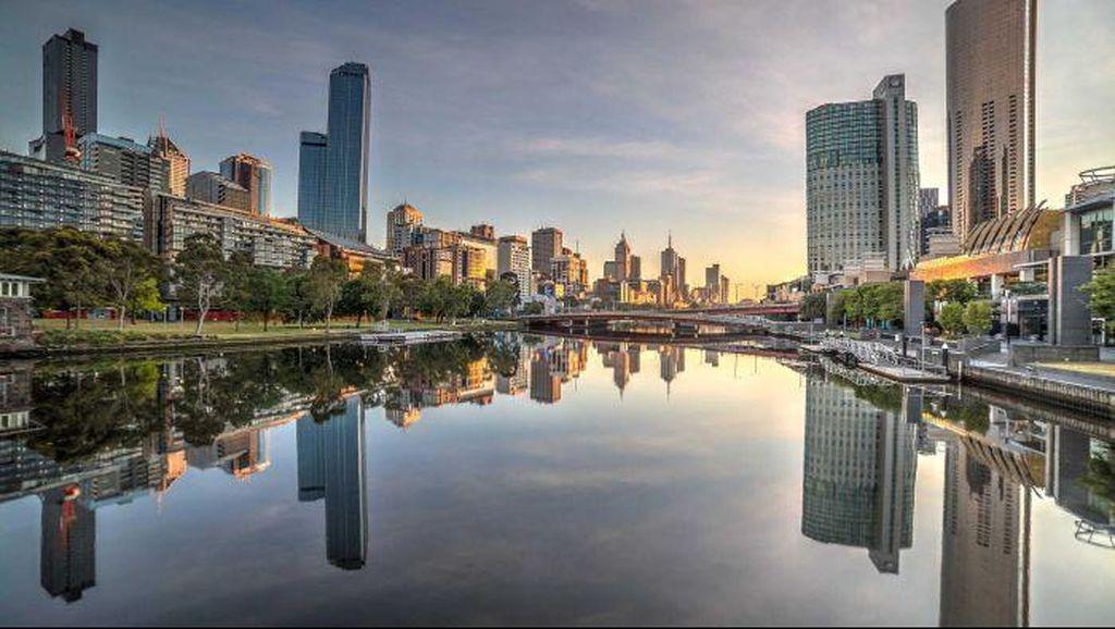 Ketujuh Kalinya, Melbourne Jadi Kota Paling Layak Huni