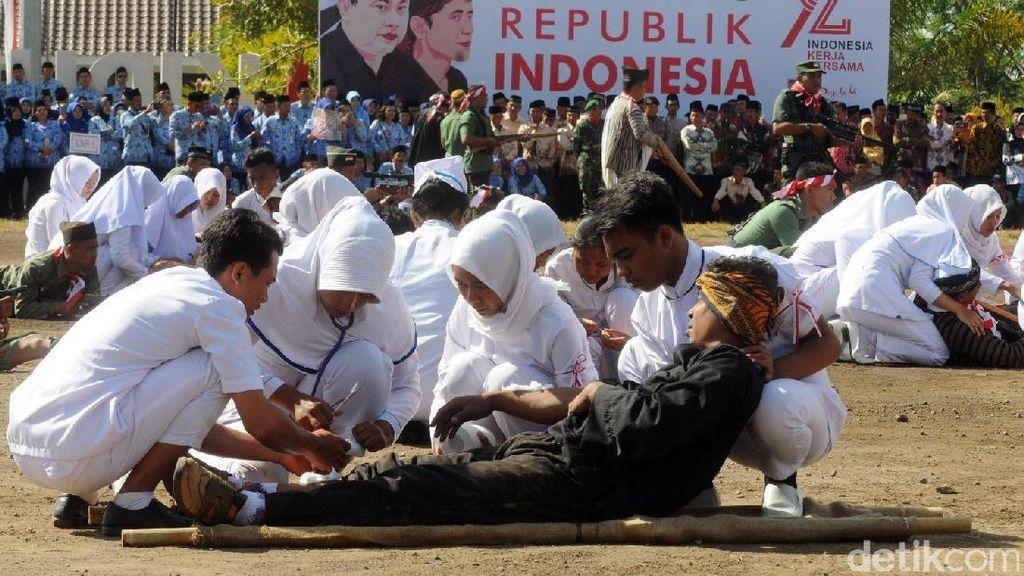 Mengenang Perjuangan Prof Soeharso Lewat Drama Kolosal di Boyolali