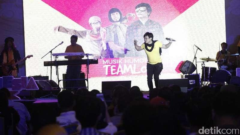 Keseruan Acara Indonesia Happy