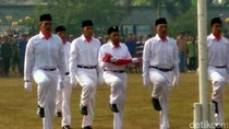 Terpidana Terorisme Umar Patek jadi Pengibar Bendera HUT RI