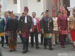 Upacara HUT ke-72 RI: Antara Istana dan UBK