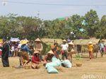 Drama Kolosal Perang Meriahkan Hari Kemerdekaan di Purworejo