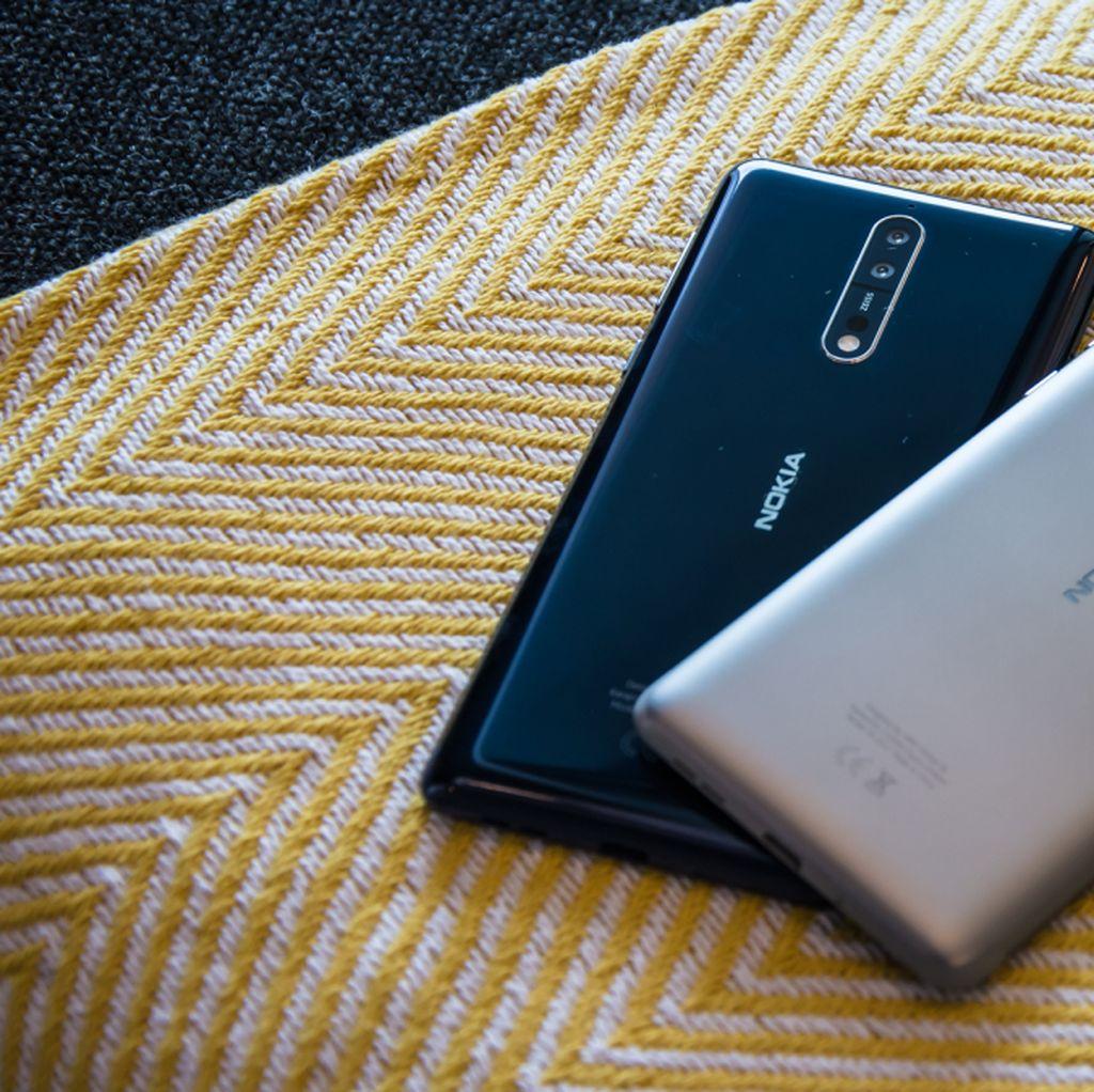 Mengenal Fitur Bothie Milik Nokia 8, Apa itu?
