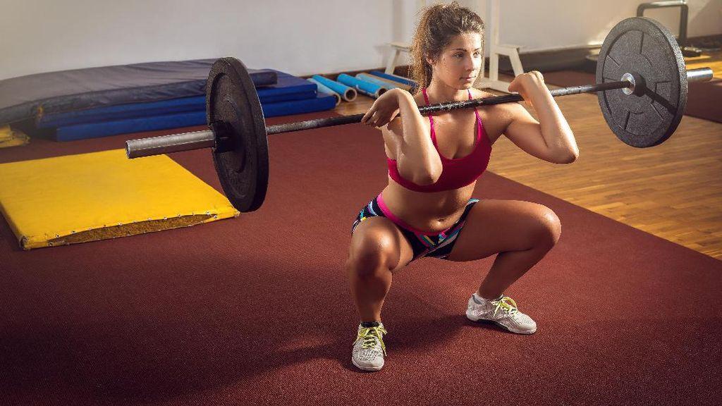 Latihan Otot Juga Penting untuk Perkuat Tulang