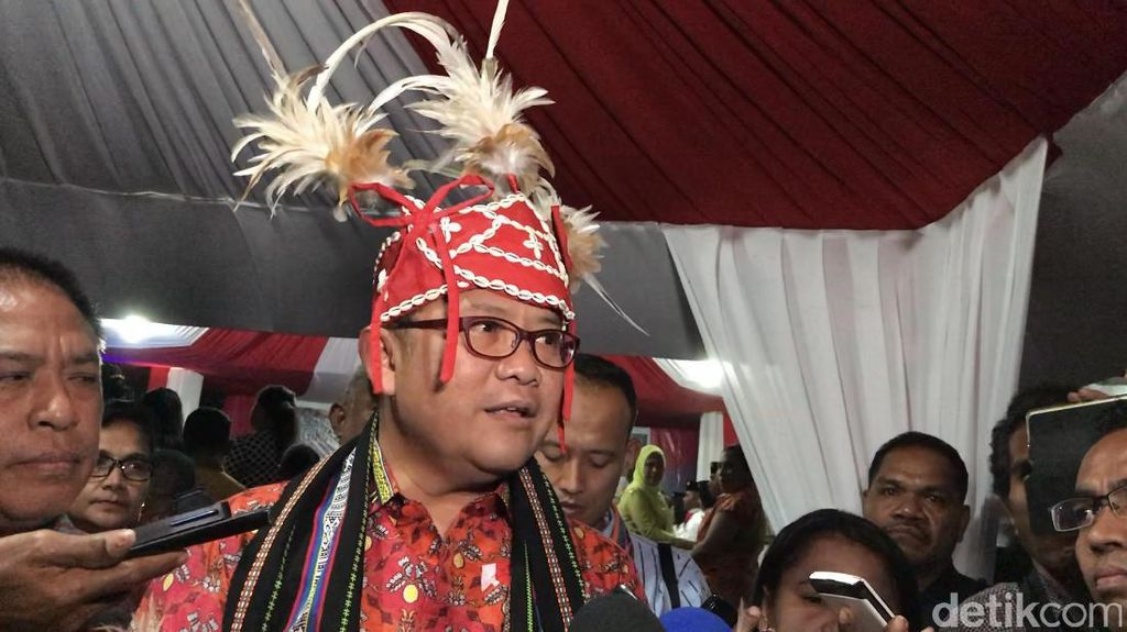Rayakan HUT #RI72, Menkominfo Pilih Alor Ketimbang Istana
