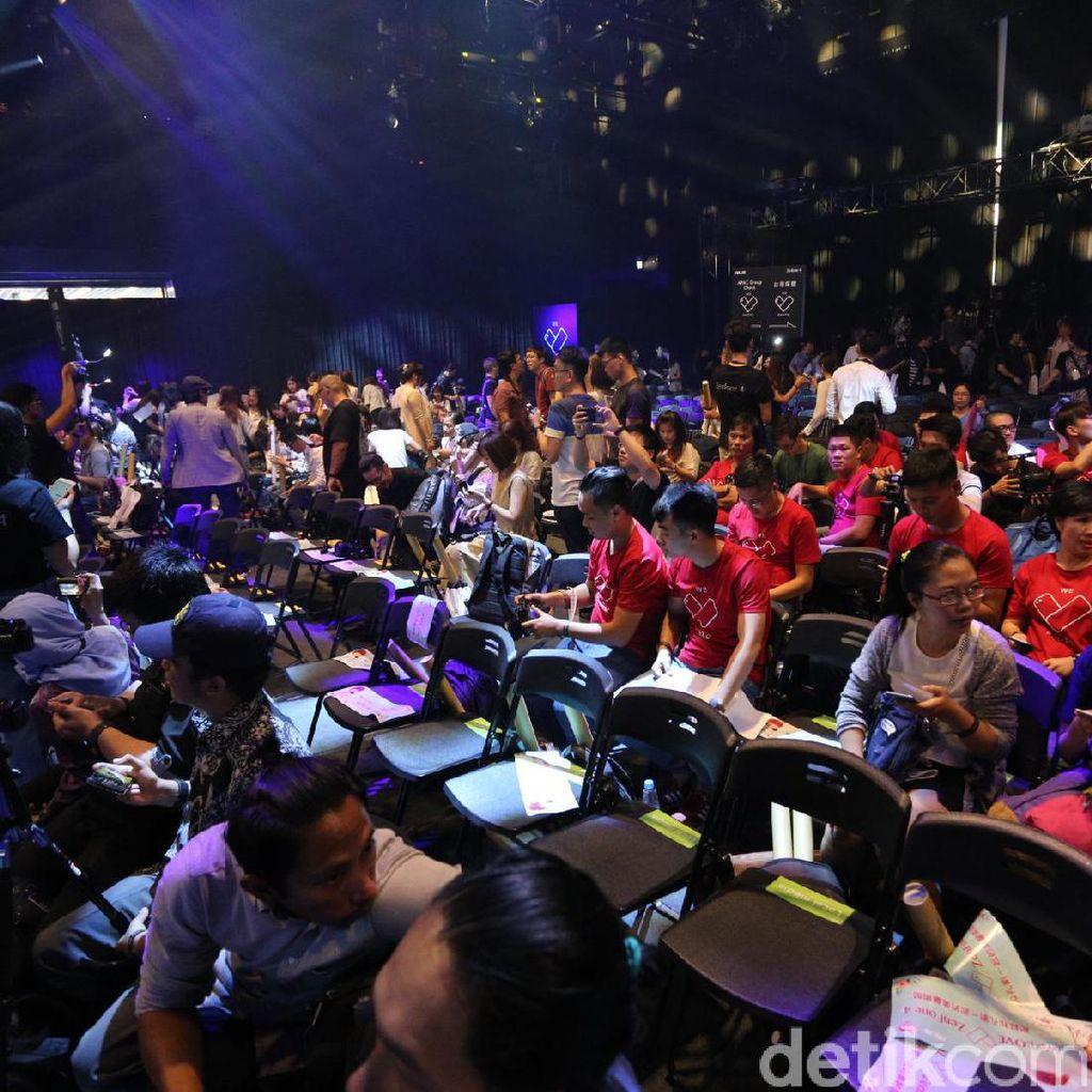 Fans Vietnam Datang ke Taipei Demi Gong Yoo di Peluncuran Asus Zenfone 4