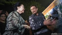 Simpang Susun Semanggi Diresmikan, Megawati Puji Jokowi