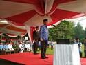Pimpin Upacara di Pulau Pramuka, Luhut Kenang Masa Hidup Susah
