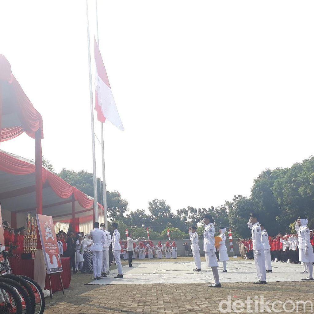 PDIP Rayakan HUT RI ke-72 di Kantor DPP