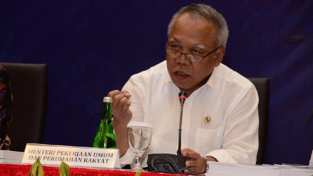 Menteri PUPR: Masyarakat Tuntut Pembangunan Infrastruktur Lebih Cepat