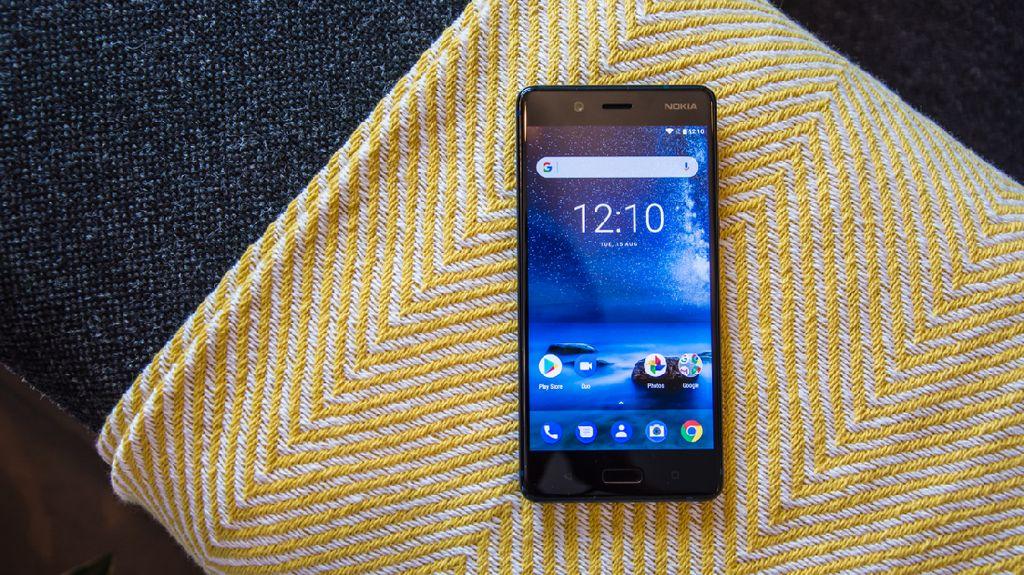 Intim dengan Ponsel Android Nokia Paling Sangar