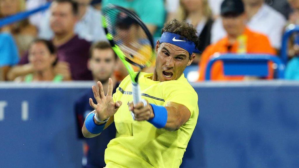 Kalahkan Gasquet, Nadal Lolos ke Babak Ketiga