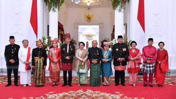Golkar Harap Pertemuan Para Presiden Memberi Contoh Teladan