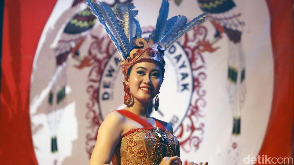 Kelakar Dayak di Perbatasan: Garuda di Dada tapi Ringgit di Perut
