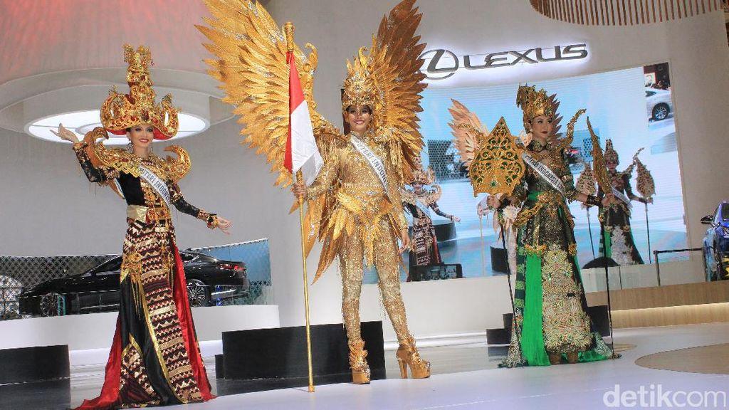 Parade Kemegahan Budaya Indonesia ala Lexus