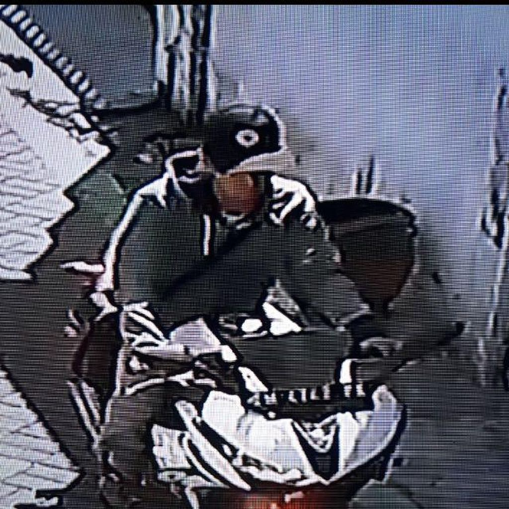 Tertipu Polisi Gadungan, Motor Rp 45 Juta Hilang Dibawa Kabur