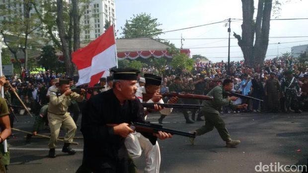 Drama Kolosal 'Bandung Lautan Api' Meriahkan 17-an di Bandung