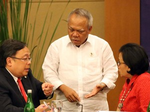 Para Menteri Berkumpul Bahas Program Prioritas Nasional